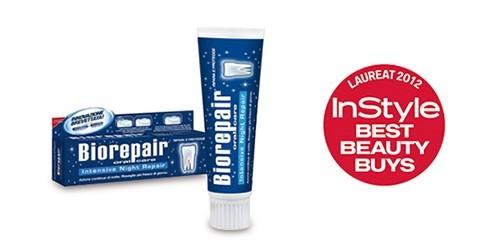 Зубная паста BioRepair Интенсивное ночное восстановление