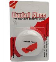 Dental Floss, нитка с воском для чистки зубов (50 м)