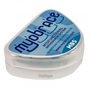 Миобрейс MBS1 (T2) мягкий голубой (Myobrace MBS1)