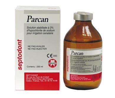 Гипохлорит натрия Septodont Parcan