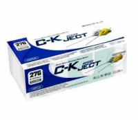 Стоматологические карпульные иглы для анестезии CK JECT (100 шт)