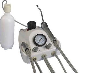 Бормашинка с системой чистой воды COXO DB-838-3 (пневматическая)