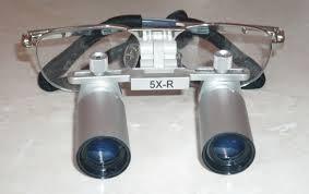 Очки бинокулярные 5X-R