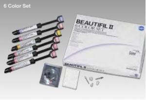 Композит Shofu BEAUTIFIL Tips-6 Color Set Набор