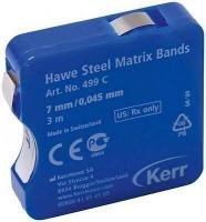 Металлическая матричная лента Kerr Hawe Steel Matrices Bands (0.045 мм)