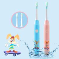Детская электрическая зубная щетка Elera SC201 Pink