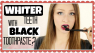 Набор (зубная щетка и паста) CURAPROX BLACK IS WHITE