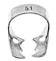 Кламп ASIM №51 DE-1157