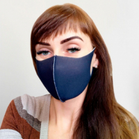 Многоразовая маска для лица (Размер M)