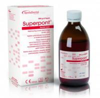 Пластмасса горячей полимеризации Spofa Superpont VITA (жидкость, 250 мл)
