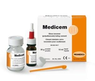 Стеклоиномерный цемент Promedica Medicem