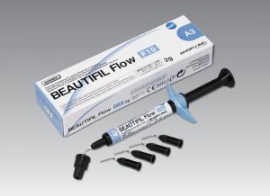 Композит Shofu BEAUTIFIL Flow Plus  (низкая текучесть)