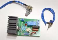 Плата управления щеточным микромотором
