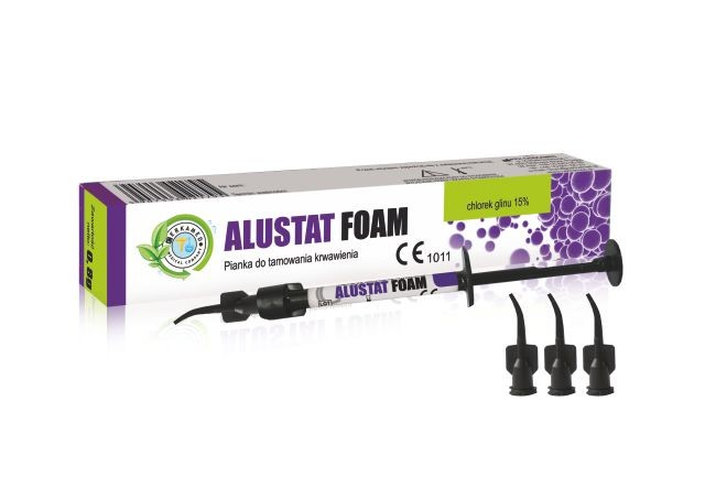 Пена Cerkamed ALUSTAT FOAM (0,8 гр.)