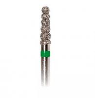 Бор VladMiva 806.315.555.534.018 (цилиндрический, волонообразный, зеленый - грубый, 10 шт)
