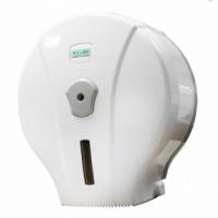 Диспенсер VIALLI для туалетной бумаги Z-типа (белый)+старт упаковка бумаги Z-типа