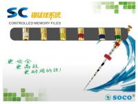 Файлы SOCO SC (25 мм, 6 шт)