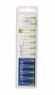 Набор ершиков межзубных Curaprox Prime CPS 011 Refill (12 шт, без держателя)