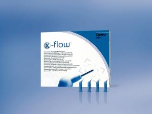 Текучий композитный материал Dentsply X-Flow (16 купсул, 0,25 г)