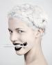 Набор зубная паста и щетка Curaprox Black is White, 90ml + Ultra Soft CS5460