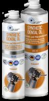 Синтетическое масло для наконечника HTA Synthetic Dental Oil