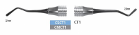 Гладилка Osung CMCT11 (металлическая ручка, двухсторонний)