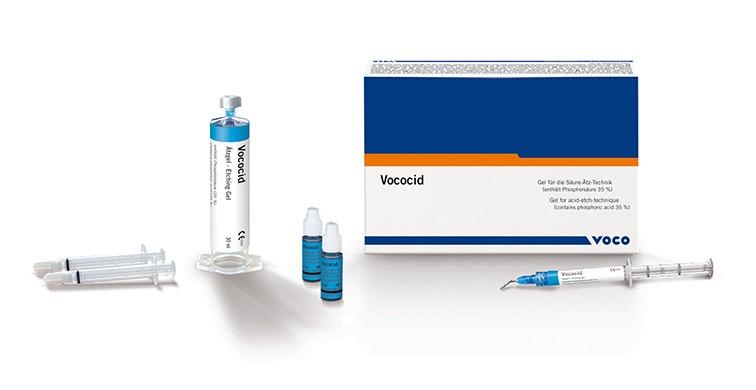 Травильный гель Voco Vococid