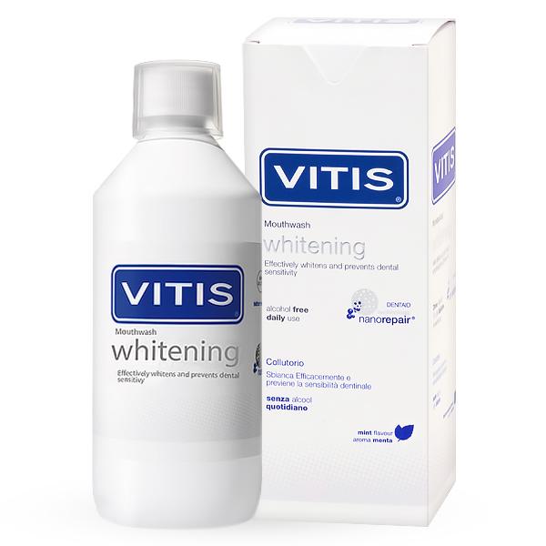 Ополаскиватель DENTAID VITIS WHITENING