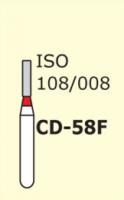Бор для детской стоматологии Mani CD-58F серия Fine 3 шт