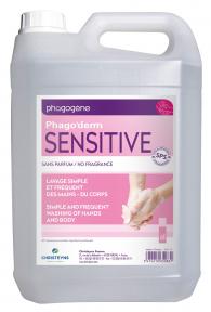 Жидкое мыло Фагодерм сенситив (5 л, канистра)