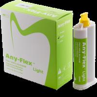 Оттискной материал Mediclus ANY-FLEX LIGHT Эни Флекс Лайт 2х50 мл