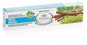 Зубная паста L'Angelica Свежее дыхание