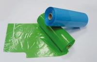 Салфетки полиэтиленовые (медицинские) для пациента Диспосебл Бибс (Disposable Bibs)