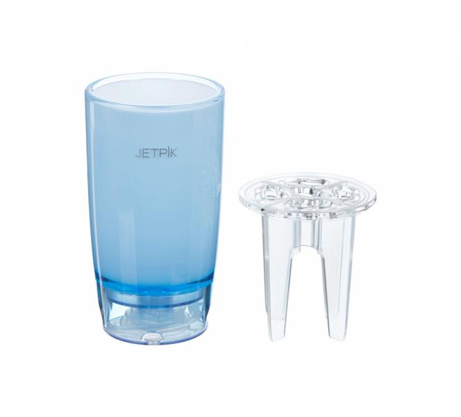 Стакан Jetpik с функцией подачи воды