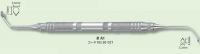 Sinus lift инструмент № A1, двусторонний, 5,6 Х 7,0мм, 3,2 Х 4,0 мм (YDM)