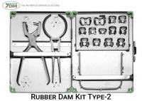 Набор для системы YDM Rabber Dam Type 2