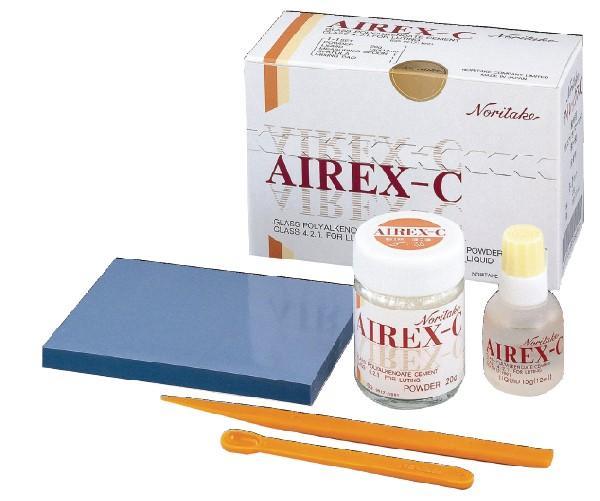 Стеклоиномерный цемент химического отверждение Noritake Airex-C