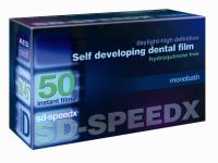 Самопроявляющаяся рентгенпленка SD-Speedx (50 шт)