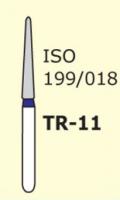 Бор Конус с закругленным концом Mani TR-11 3 шт