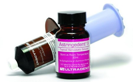 Гемостатичесская жидкость Ultradent Astringedent X