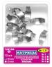 Матрицы металлические ТОР ВМ 1.311 (замковые, малые, 35 мкм, 12 шт)