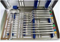 Набор остеотом UNICORN Medical Instruments Osteotome Set (набор 11 предметов)
