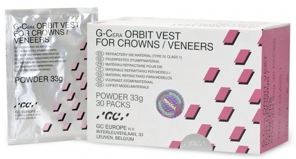 Формовочная масса GC G-Cera Orbit Vest