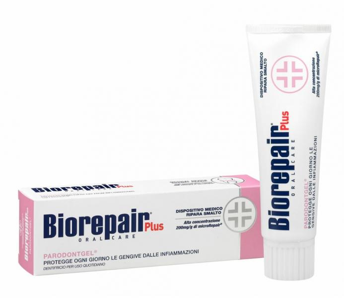 Зубная паста BioRepair Plus Пародонтогель (75 мл)