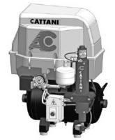 Стоматологический компрессор Cattani 070269
