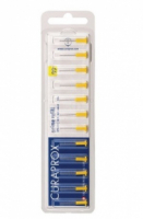 Набор ершиков межзубных Curaprox Prime CPS 09 Refill (12 шт, без держателя)