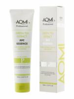 Эссенция для тонких волос AOMI Green Tea Extract PPT Essence (150 ml) (8809353537049)