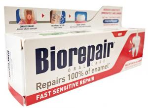Зубная паста BioRepair Быстрое избавление от чувствительности