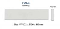 Камень точильный F Flat, плоский (YDM)