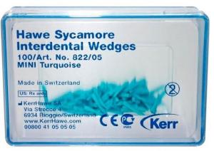 Межзубные клинья Kerr Hawe Sycamore Interdental